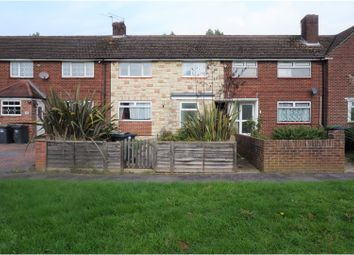 Thumbnail 3 bed terraced house for sale in Billy Lawn Avenue, Havant