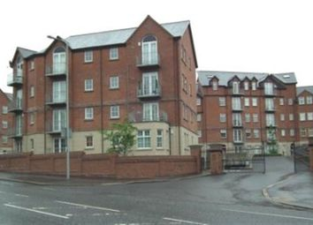 Thumbnail 2 bed flat to rent in Bell Towers, Belfast