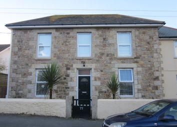 Thumbnail 2 bed flat for sale in Queensway, Hayle