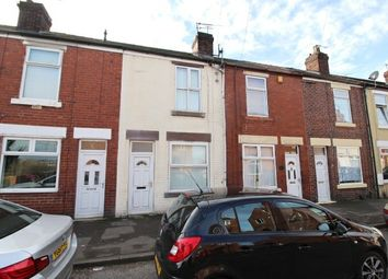 Thumbnail 2 bed terraced house for sale in Charnwood Street, Swinton, Mexborough, South Yorkshire