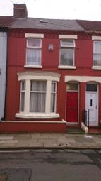 Thumbnail 5 bedroom detached house to rent in Malvern Road, Kensington, Liverpool