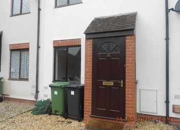 Thumbnail 1 bed terraced house to rent in St. Clements Court, Worcester