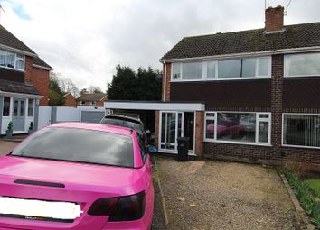 Thumbnail 3 bed semi-detached house for sale in Cavendish Close, Kingswinford