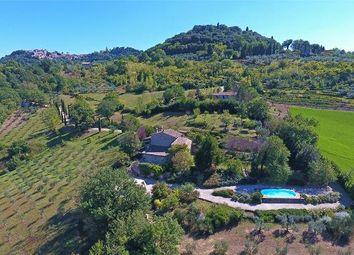 Thumbnail 3 bed country house for sale in San Giorgio, Todi, Perugia, Umbria, Italy