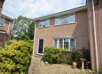 Thumbnail 4 bed end terrace house for sale in Hillside Mews, Corfe Mullen, Wimborne