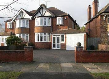 Thumbnail 3 bed semi-detached house to rent in Bibsworth Avenue, Birmingham