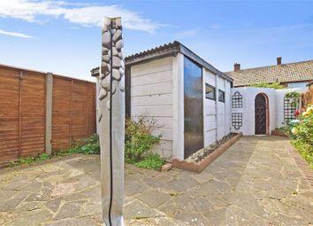 Thumbnail 3 bedroom terraced house for sale in Edwin Close, Rainham, Essex
