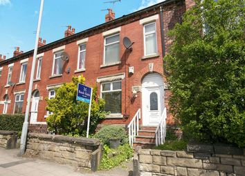 Thumbnail 3 bed terraced house for sale in Reddish Road, Reddish, Stockport