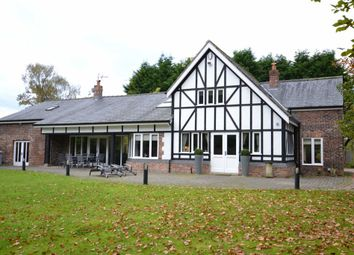 Thumbnail 4 bed detached house for sale in Adlington Road, Wilmslow