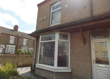 Thumbnail 3 bed end terrace house for sale in Granville Street, Grimsby