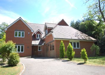 5 bed detached house for sale in Vale Wood Drive, Lower Bourne, Farnham, Surrey GU10