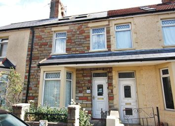 Thumbnail 3 bedroom terraced house for sale in Station Street, Barry