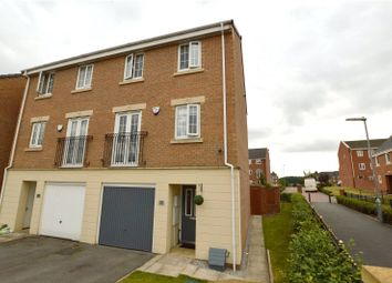 Thumbnail 3 bed semi-detached house for sale in Murray Way, New Forest Village, Leeds