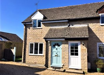 Thumbnail 2 bed semi-detached house for sale in Milton Place, Fairford
