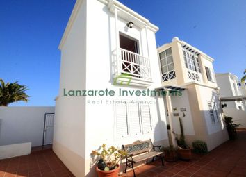 Thumbnail 3 bed terraced house for sale in Matagorda, Puerto Del Carmen, Lanzarote, Canary Islands, Spain