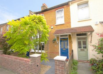 Thumbnail 3 bed terraced house to rent in Hessel Road, London