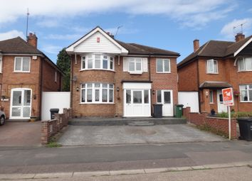 Thumbnail 5 bed detached house for sale in Ambergate Drive, Birstall, Leicester