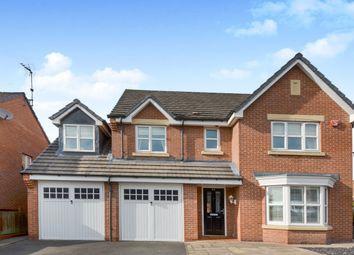 Thumbnail 5 bedroom detached house for sale in Hedingham Close, Ilkeston