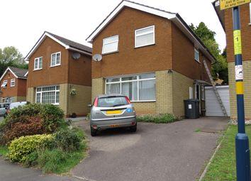 Thumbnail 3 bed link-detached house to rent in Doulton Close, Quinton, Birmingham