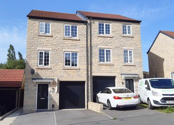 Thumbnail 4 bed semi-detached house for sale in Knitters Road, South Normanton, Alfreton