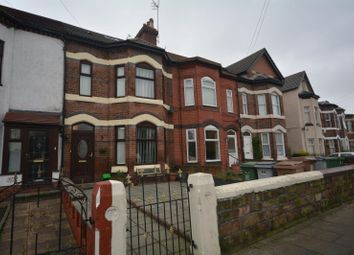 Thumbnail 4 bed terraced house for sale in Well Lane, Tranmere, Wirral