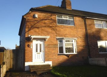 Thumbnail 2 bed semi-detached house to rent in St. Patricks Drive, Thistleberry, Newcastle