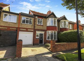 Thumbnail 4 bed semi-detached house for sale in Seatonville Road, Whitley Bay, Tyne And Wear