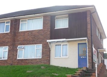 Thumbnail 2 bedroom maisonette to rent in Camp Road, St.Albans