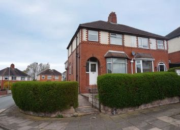 Thumbnail 3 bed semi-detached house for sale in Stross Avenue, Little Chell, Stoke-On-Trent, Staffordshire