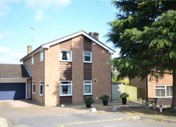 Thumbnail 5 bed detached house for sale in Crispin Close, Caversham Heights, Reading