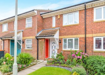 Thumbnail 2 bed terraced house for sale in Alburgh Close, Bedford