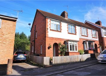 Thumbnail 3 bed semi-detached house for sale in Woodlands Road, Tonbridge