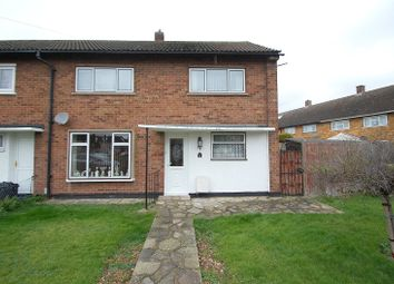 Thumbnail 3 bed end terrace house for sale in Finucane Gardens, Rainham