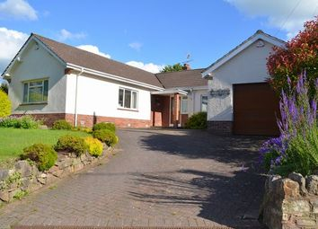 Thumbnail 3 bedroom detached bungalow for sale in Fore Street, Hemyock, Cullompton