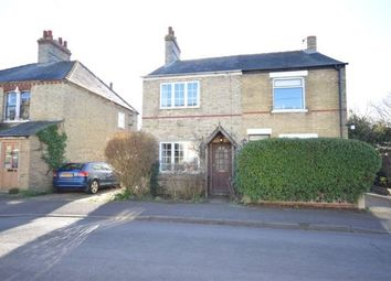Thumbnail 3 bed property to rent in Saffron Road, Histon