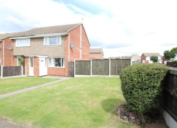 Thumbnail 2 bed semi-detached house to rent in Pomfret Place, Garforth, Leeds