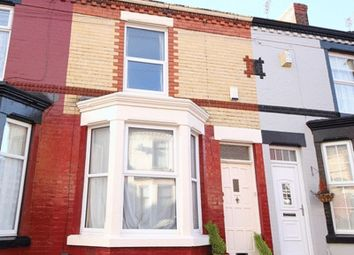 Thumbnail 2 bedroom terraced house for sale in Seaman Road, Wavertree, Liverpool
