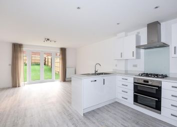 Thumbnail 4 bed town house to rent in Emmbrook Place, Wokingham