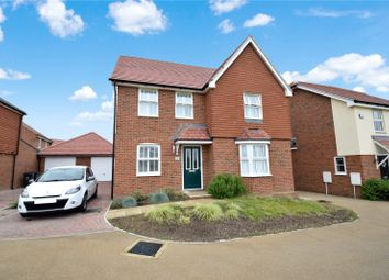 Thumbnail 4 bed detached house for sale in Park View, Castle Hill, Ebbsfleet Valley