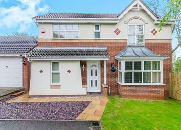 Thumbnail 4 bed detached house for sale in Ankerbold Road, Old Tupton, Chesterfield