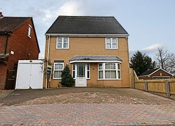 Thumbnail 4 bed detached house for sale in Wadsworth Avenue, Hull