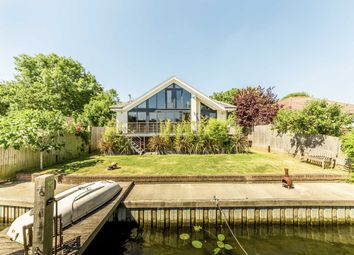 Thumbnail 3 bed property for sale in Riverside, Laleham Reach, Chertsey