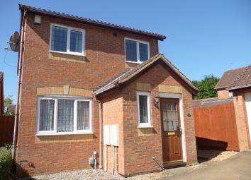 Thumbnail 3 bed detached house to rent in Gordian Way, Stevenage