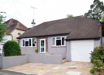 Thumbnail 2 bedroom bungalow for sale in Kingston Avenue, Leatherhead, Surrey
