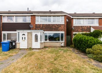 Thumbnail 3 bed end terrace house for sale in Thistledown Avenue, Burntwood
