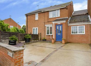 4 bed semi-detached house for sale in Main Street, North Leverton, Retford DN22
