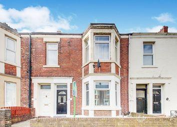 Thumbnail 2 bedroom flat for sale in Woodbine Avenue, Wallsend