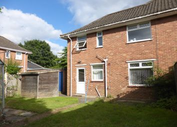 Thumbnail 4 bedroom semi-detached house to rent in North Park Avenue, Norwich