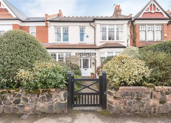 Thumbnail 4 bedroom terraced house for sale in Grand Avenue, London