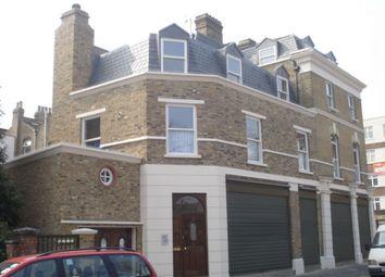 Thumbnail 2 bed flat to rent in Amhurst Road, Stoke Newington